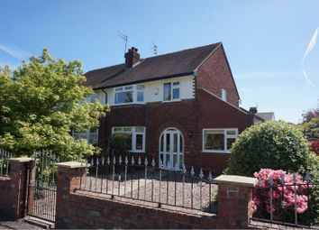 3 bed semi-detached house for sale in Albert Road, Cheadle Hulme SK8