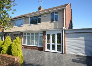 3 bed semi-detached house to rent in Deneholm, Whitley Bay NE25