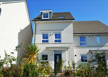 Thumbnail 3 bed semi-detached house for sale in Budock Road, Falmouth