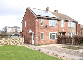 Thumbnail 3 bed semi-detached house for sale in Chantrey Avenue, Chesterfield