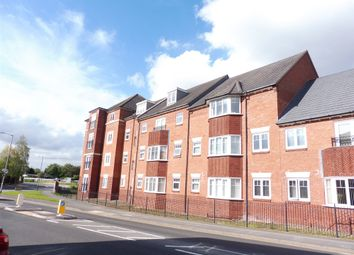 Thumbnail 2 bed flat for sale in Bread And Meat Close, Warwick