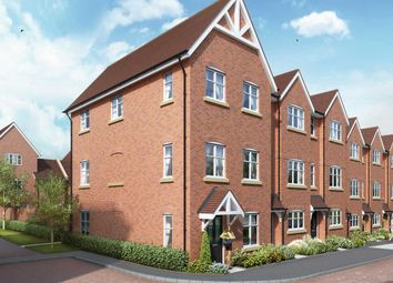 "Thumbnail 4 bedroom end terrace house for sale in ""The Penrith V1"" at The Ridgeway, Enfield"