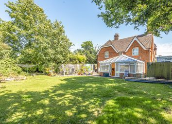 Thumbnail 4 bedroom detached house for sale in Station Road, Cowfold