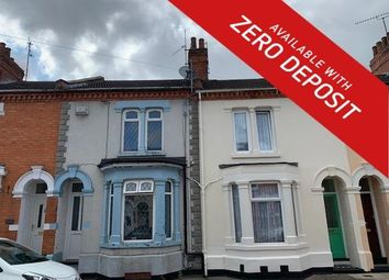 Thumbnail 3 bed terraced house to rent in Turner Street, Abington, Northampton