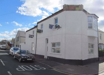 Thumbnail 3 bedroom flat to rent in Barry Road, Barry, Vale Of Glamorgan