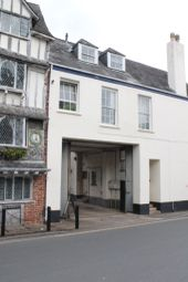 Thumbnail 1 bed flat to rent in Tudor Street, Exeter