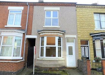 2 bed terraced house for sale in Worcester Street, Rugby CV21