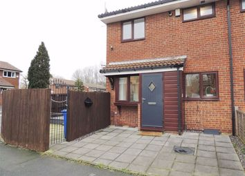 Thumbnail 1 bed terraced house for sale in Nightingale Drive, Audenshaw, Manchester