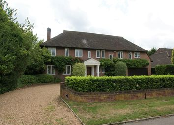 Thumbnail 5 bedroom detached house to rent in Adelaide Road, Walton-On-Thames