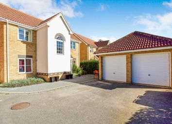Thumbnail 4 bed detached house for sale in Manea, March, Cambridgeshire