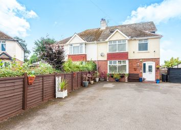 Thumbnail 4 bed semi-detached house for sale in Endsleigh Crescent, Clyst Honiton, Exeter