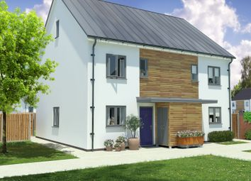 Thumbnail 3 bed semi-detached house for sale in 17 Greenhouse Gardens, Cullompton