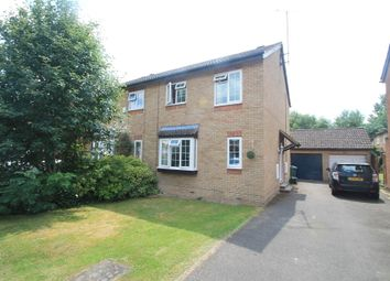 Thumbnail 3 bed semi-detached house for sale in Deverill Road, Aylesbury