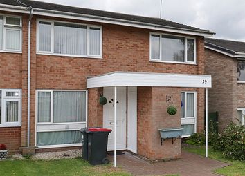 Thumbnail 2 bedroom maisonette for sale in Colemeadow Road, Coleshill, West Midlands