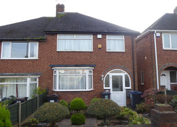 Thumbnail Semi-detached house for sale in Great Stone Road, Northfield, Birmingham