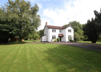 Thumbnail 4 bed detached house for sale in Figheldean, Salisbury, Wiltshire