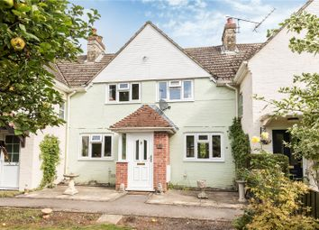 Thumbnail 3 bed terraced house for sale in Attwoods Drove, Compton, Winchester, Hampshire