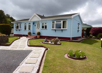 Thumbnail 2 bed mobile/park home for sale in Parc Dellen, Luxulyan