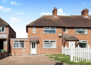 Thumbnail 3 bed semi-detached house to rent in School Lane, Fulbourn, Cambridge
