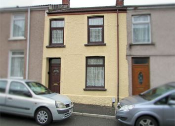 Thumbnail 2 bed terraced house for sale in Helens Road, Penrhiwtyn, Neath, West Glamorgan
