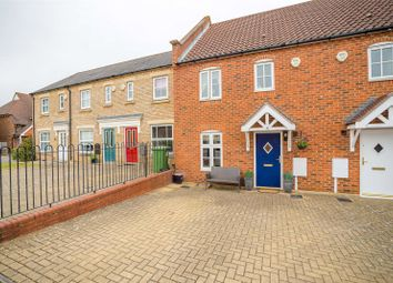 Thumbnail 3 bed terraced house for sale in Farington Close, Maidstone, Kent