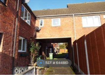Thumbnail 1 bed maisonette to rent in Heronfield Close, Redditch