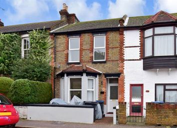 Thumbnail 2 bed terraced house for sale in Flora Road, Ramsgate, Kent
