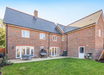 4 bed detached house for sale in Cook Way, Broadbridge Heath, Horsham RH12
