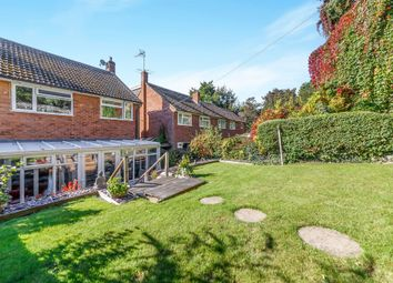 Thumbnail 4 bedroom semi-detached house for sale in Valeside, Hertford