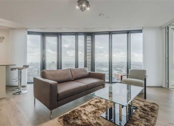 Thumbnail 2 bed flat to rent in Unex Tower, Stratford, London