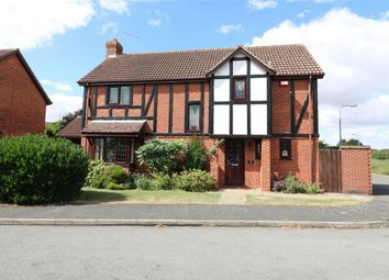Thumbnail 4 bed detached house for sale in Kesteven Drive, Market Deeping, Lincolnshire