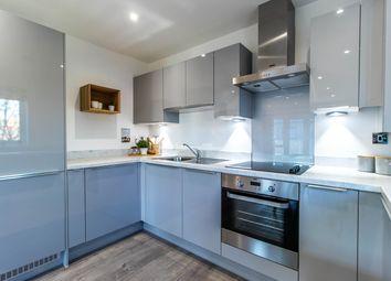 Thumbnail 2 bedroom flat for sale in Padroft, Tavistock Road, West Drayton, Hillingdon