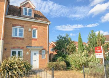 Thumbnail 4 bed town house for sale in Whimbrel Chase, Scunthorpe