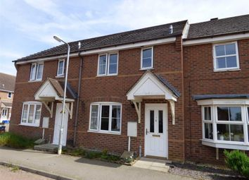 Thumbnail 3 bed terraced house for sale in Thomas Close, Crick, Northampton