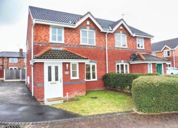 Thumbnail 3 bed semi-detached house to rent in Oakley Court, Ellesmere Port
