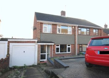 Thumbnail 3 bed semi-detached house for sale in Effingham Gardens, Southampton