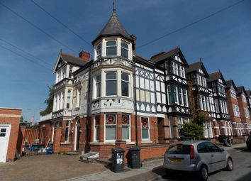 Thumbnail 4 bedroom end terrace house to rent in Stretton Road, Leicester