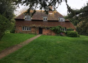 Thumbnail 4 bed detached house to rent in Southease, Lewes, East Sussex
