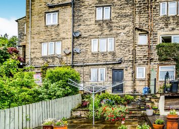 Thumbnail 1 bed terraced house for sale in Rochdale Road, Ripponden, Sowerby Bridge