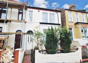 Thumbnail 4 bed semi-detached house to rent in Himley Road, London