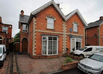 Thumbnail 4 bed semi-detached house for sale in Alexandra Road, Bridgwater