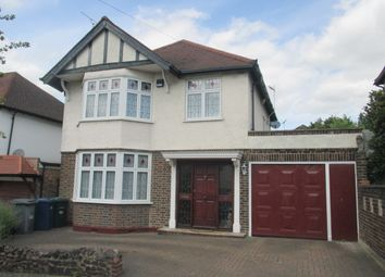 Thumbnail 3 bed detached house to rent in Margaret Road, Barnet