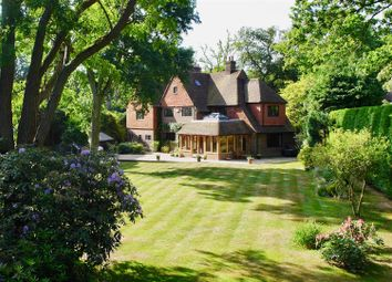 Thumbnail 5 bed property for sale in Burwood Road, Hersham, Walton-On-Thames