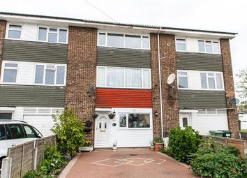 Thumbnail 4 bed town house for sale in Fifth Avenue, Canvey Island, Essex