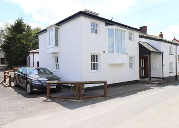 Thumbnail 4 bed semi-detached house for sale in East Street, Sheepwash, Beaworthy