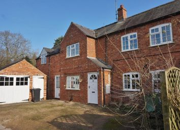 Thumbnail 3 bed cottage for sale in The Jetties, North Luffenham, Oakham