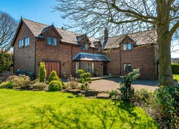 Thumbnail 4 bed detached house for sale in Alder Lane, Parbold, Wigan