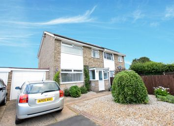 Thumbnail 3 bedroom semi-detached house for sale in Woodham Leas, Old Catton, Norwich