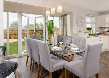 """Thumbnail 4 bed detached house for sale in """"Holden"""" at Newton Lane, Wigston"""