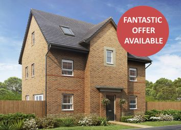 "Thumbnail 4 bedroom detached house for sale in ""Hesketh Special"" at Woodcock Square, Mickleover, Derby"